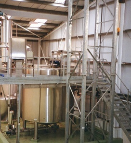 Cirtic-Acid-mixing-system