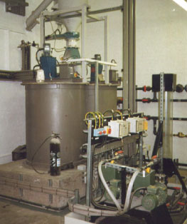 Lime Dosing Equipment